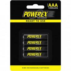 Аккумулятор Maha Powerex Precharged 1000mAh (4xAAA)